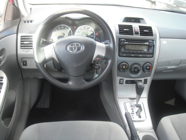 Superb Picture Of 2012 Toyota Corolla LE, Interior, Gallery_worthy