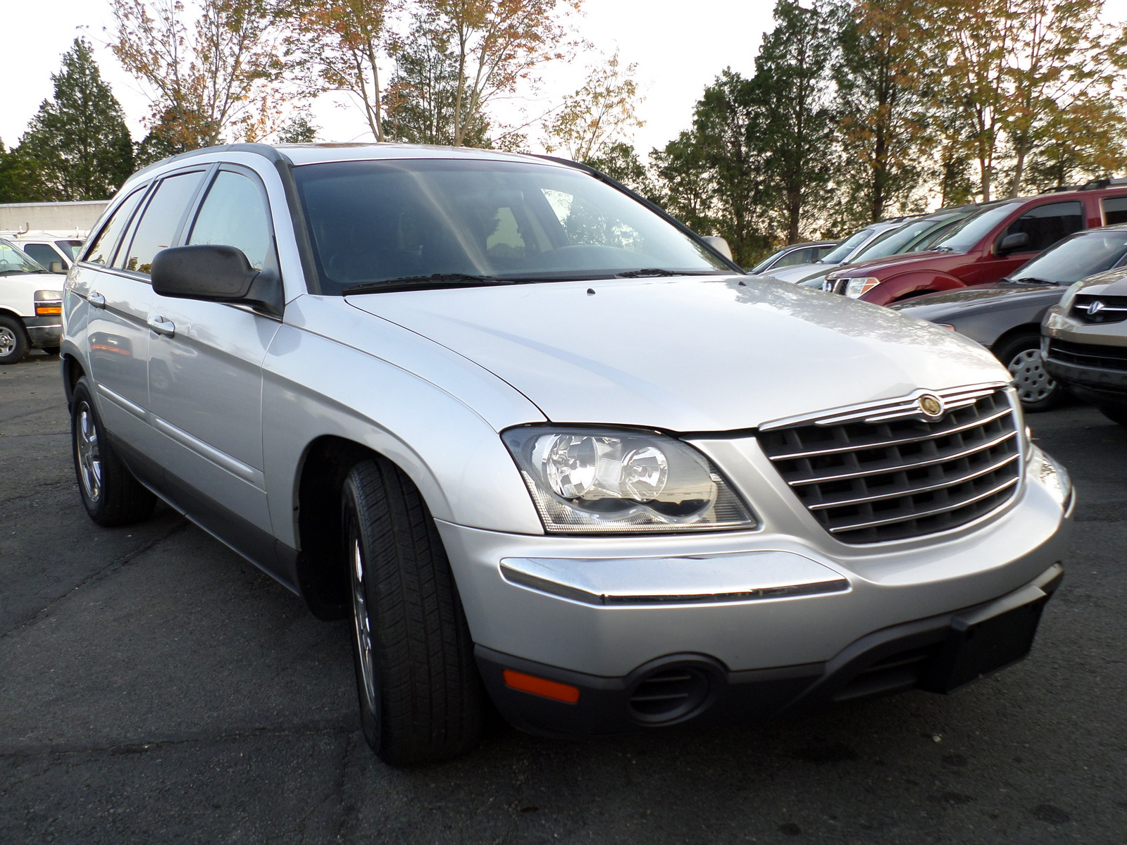 picture of 2006 chrysler pacifica touring awd. Cars Review. Best American Auto & Cars Review