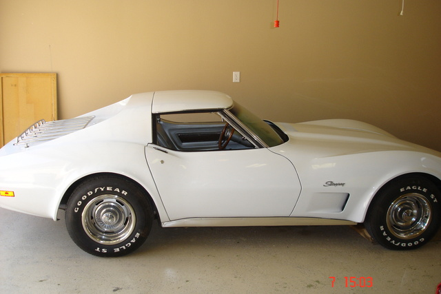 Picture of 1974 Chevrolet Corvette 2 Dr STD Coupe, exterior, gallery_worthy