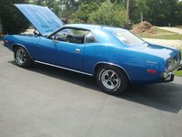 1973 Plymouth Barracuda Overview