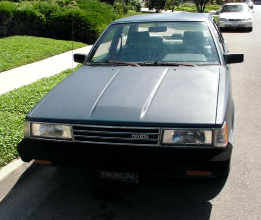 Cargurus Toyota Camry: 1986 Toyota Camry