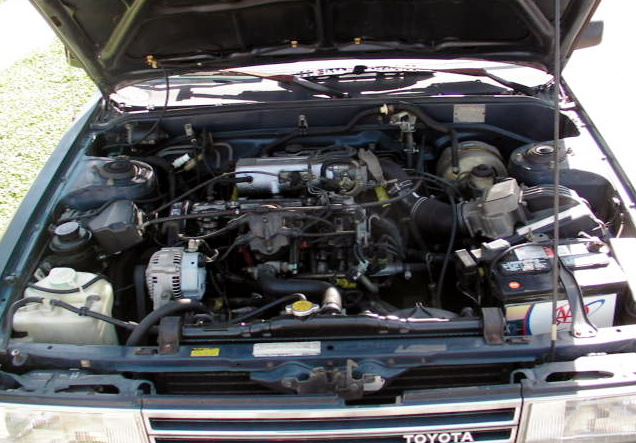 Picture of 1986 Toyota Camry LE, engine, gallery_worthy