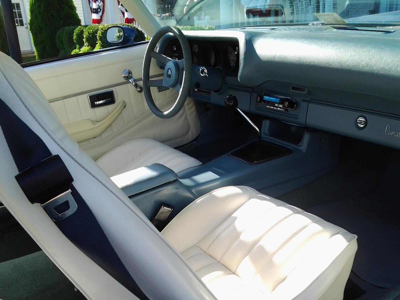 1978 chevrolet camaro interior pictures cargurus. Black Bedroom Furniture Sets. Home Design Ideas