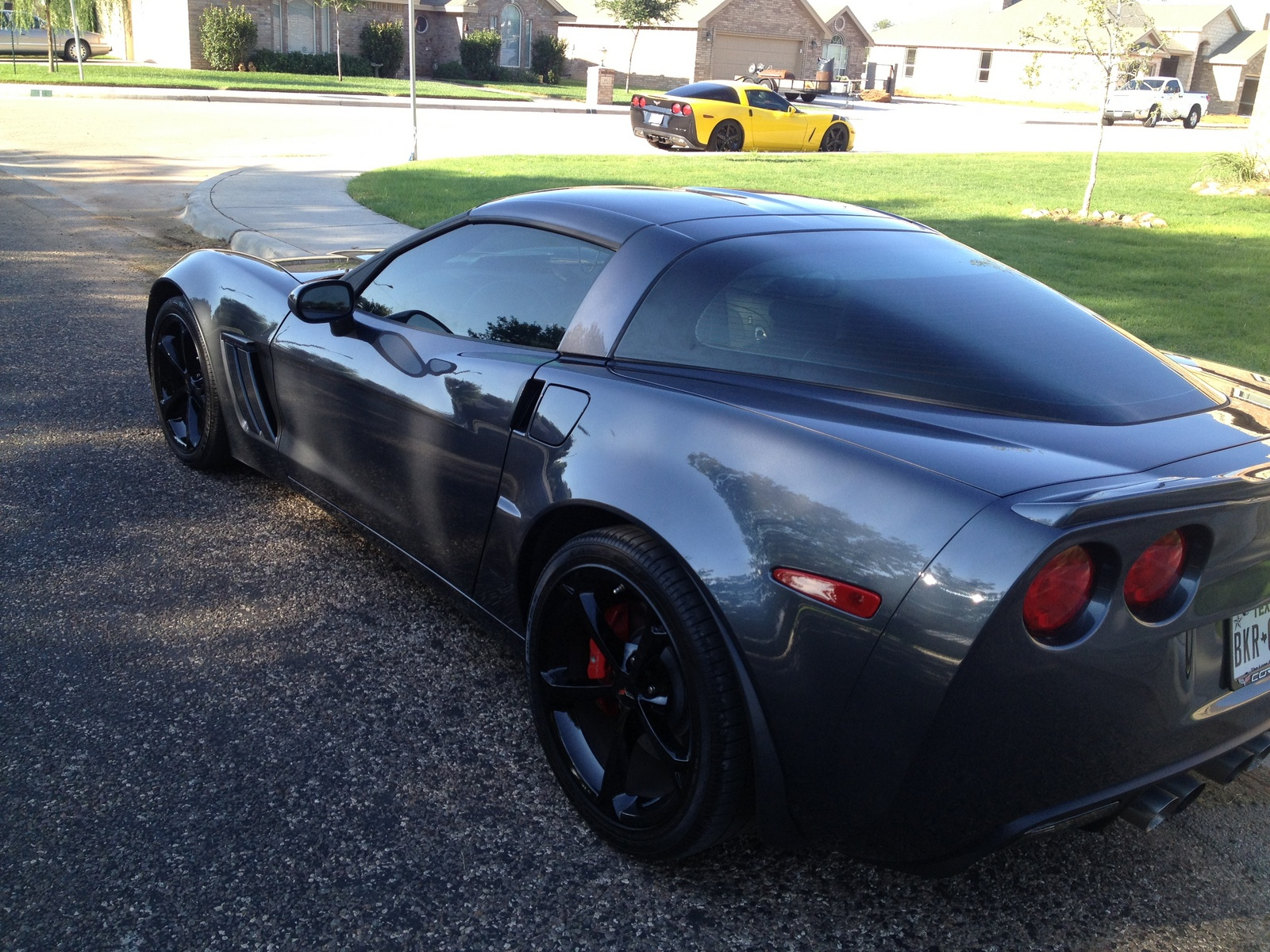 picture of 2013 chevrolet corvette grand sport 2lt exterior. Cars Review. Best American Auto & Cars Review