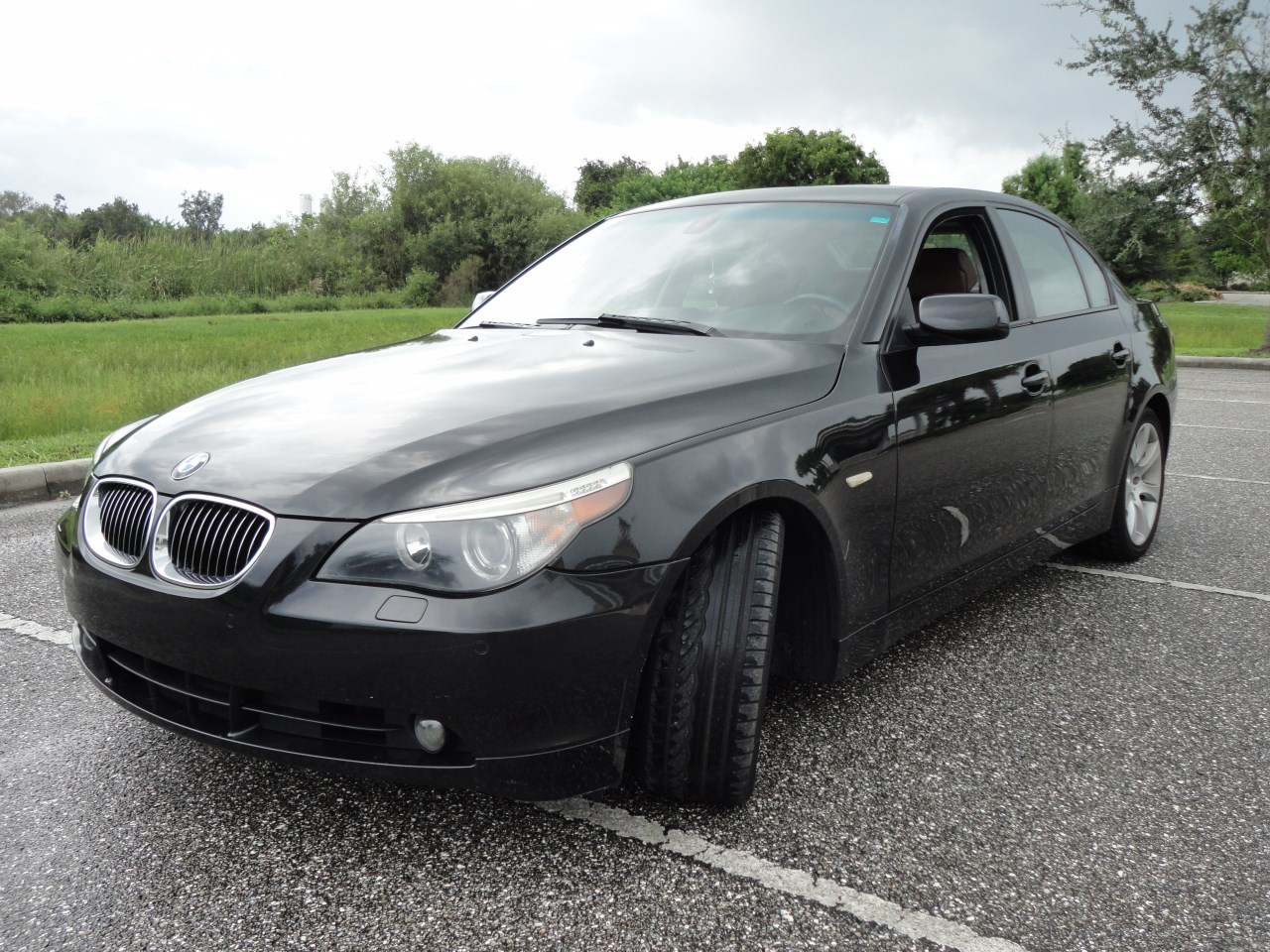 2005 Bmw 5 Series - Pictures