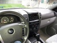 Picture of 2005 Kia Sorento EX 4WD, interior, gallery_worthy