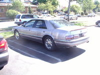 1996 Cadillac Seville SLS picture, exterior