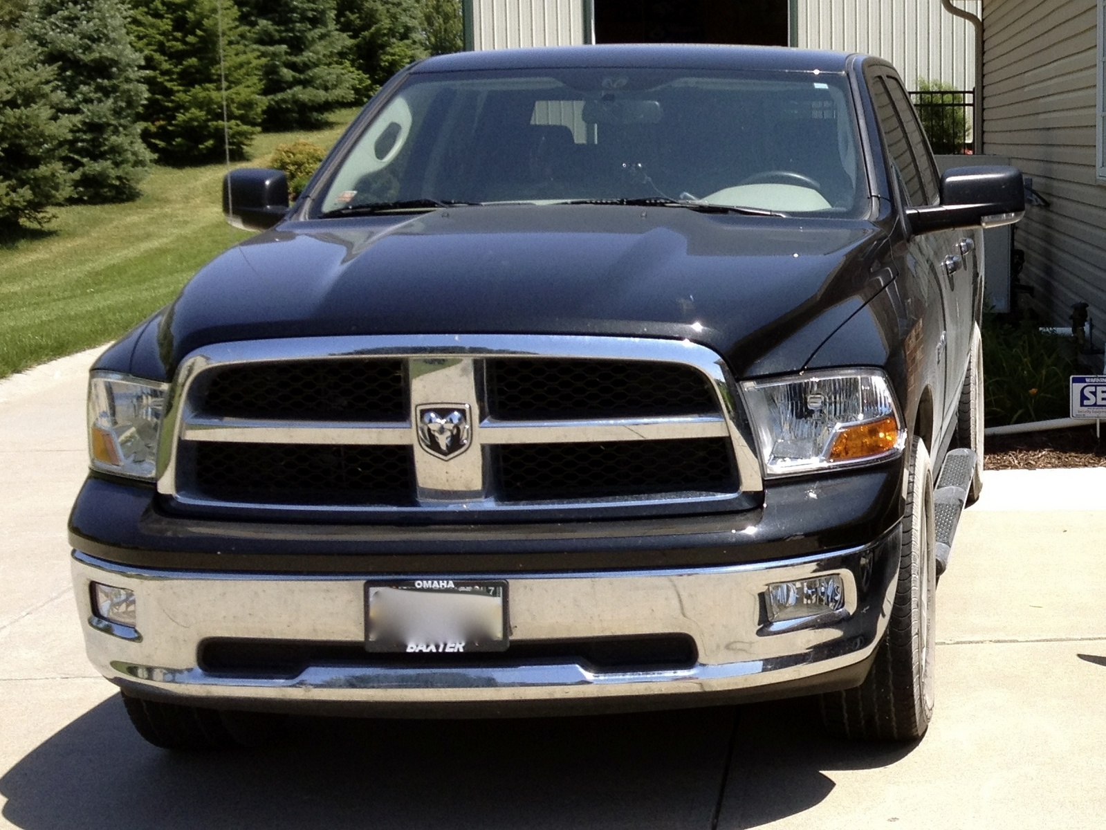 picture of 2009 dodge ram pickup 1500 slt quad cab 4wd exterior. Black Bedroom Furniture Sets. Home Design Ideas