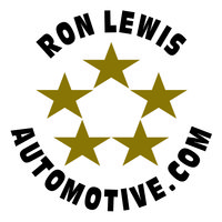 Ron Lewis Chrysler Dodge Jeep Ram Fiat / Alfa Romeo / Cranberry logo