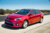 2014 Toyota Corolla Picture Gallery