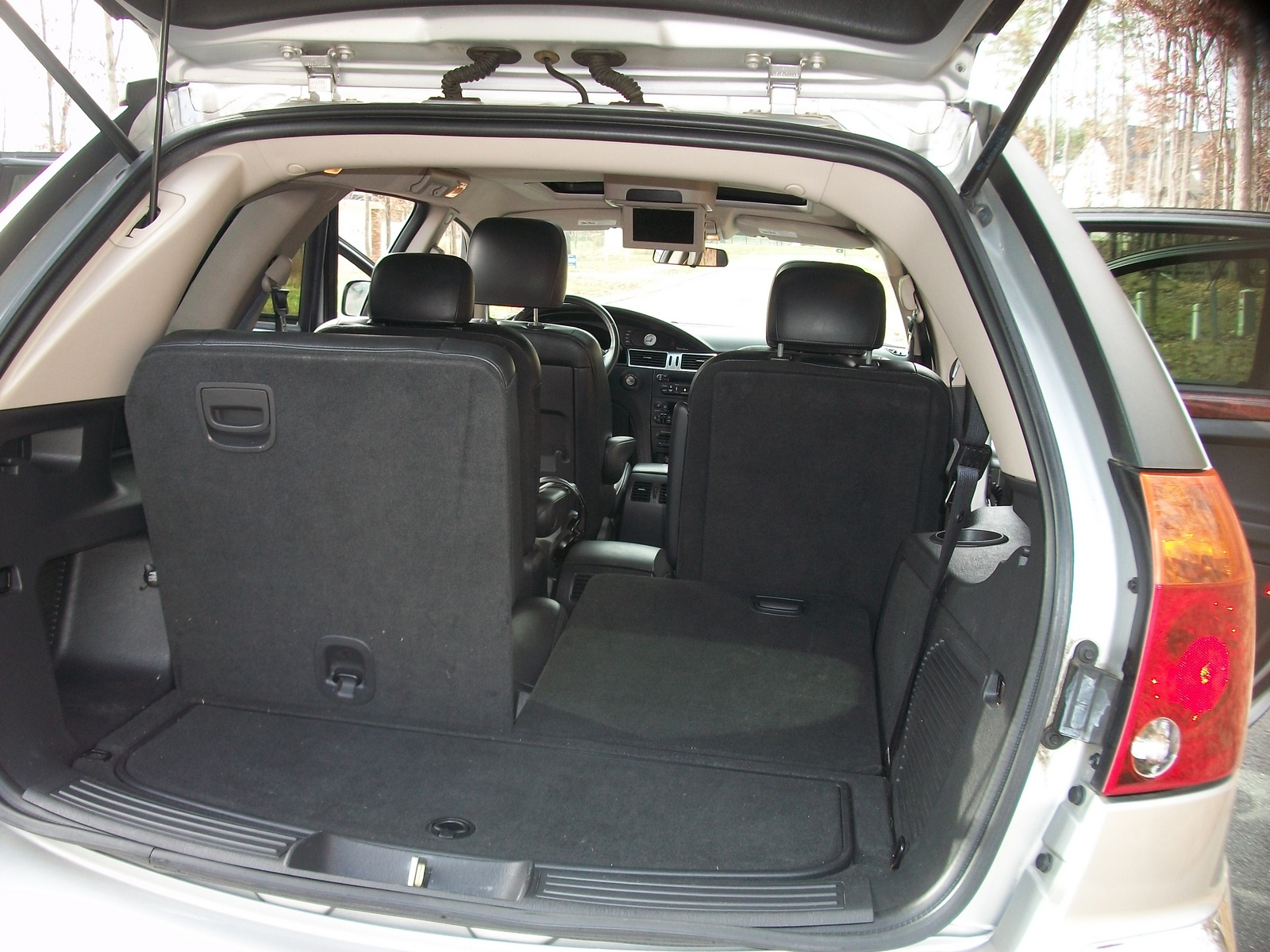 Ford Dealers Near Me 2006 Chrysler Pacifica - Interior Pictures - CarGurus