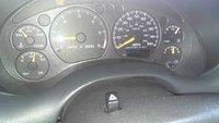 Picture of 2001 Chevrolet Blazer Xtreme, interior, gallery_worthy