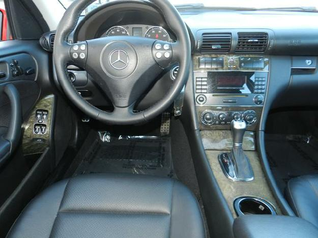Picture Of 2007 Mercedes Benz C Class C230 Sport Interior
