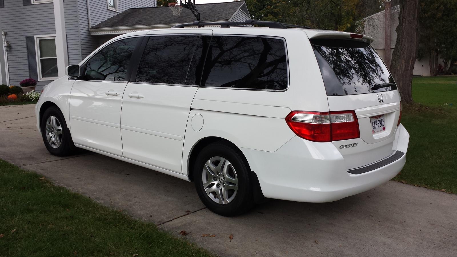 2007 Honda Odyssey Pictures Cargurus