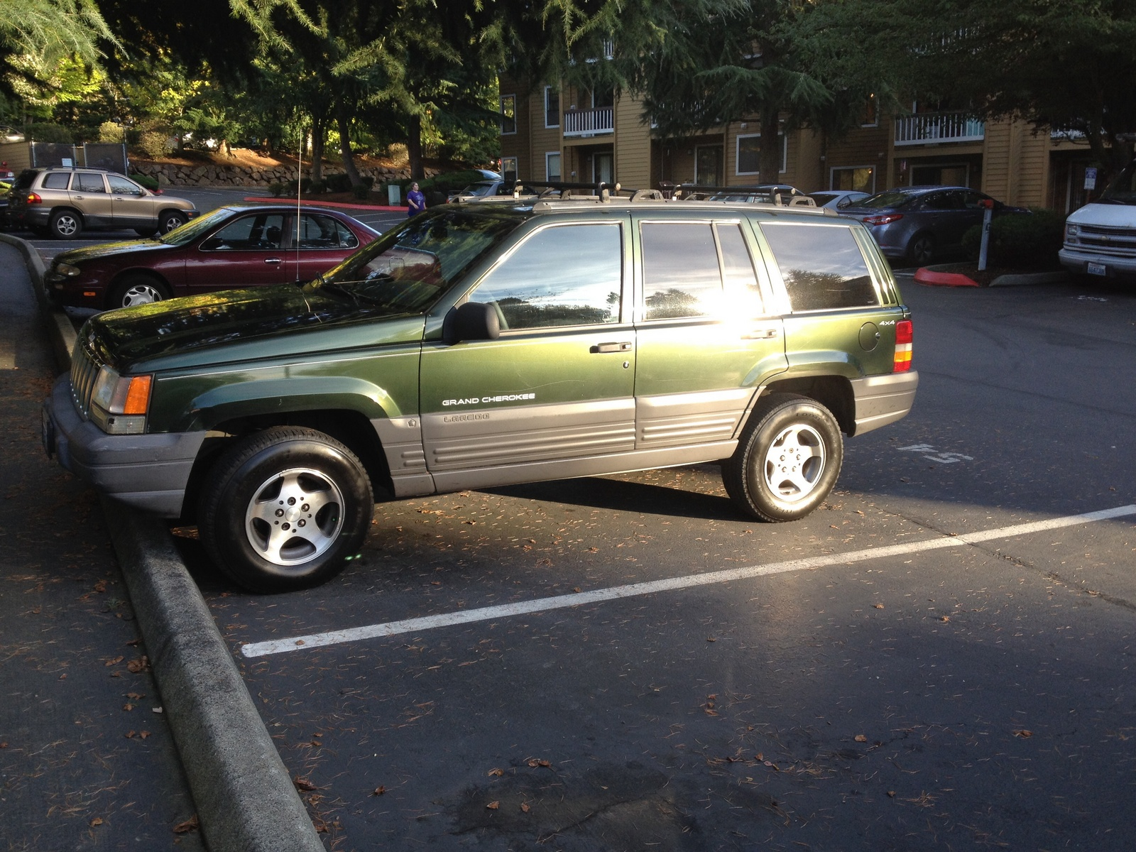 1996 Jeep Grand Cherokee Pictures Cargurus