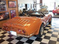 Picture of 1972 Chevrolet Corvette Convertible, exterior