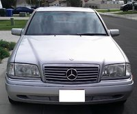 Picture of 1997 Mercedes-Benz C-Class C 280 Sedan, exterior, gallery_worthy