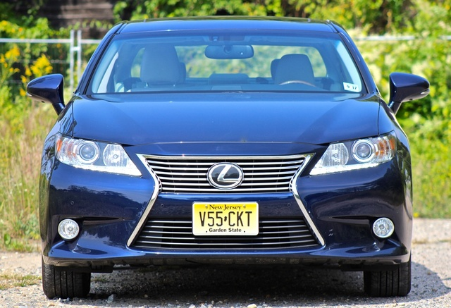 2014 lexus es 350 overview cargurus. Black Bedroom Furniture Sets. Home Design Ideas