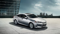 2014 Lexus ES 350, Front-quarter view, exterior, manufacturer, gallery_worthy