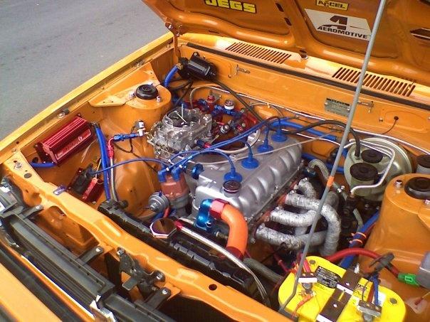 Picture of 1978 Toyota Corolla E5, engine
