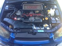 Picture of 2004 Subaru Impreza WRX STI Turbo AWD, engine, gallery_worthy