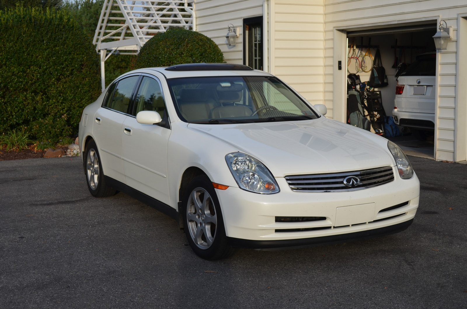 picture of 2004 infiniti g35 x awd exterior. Black Bedroom Furniture Sets. Home Design Ideas