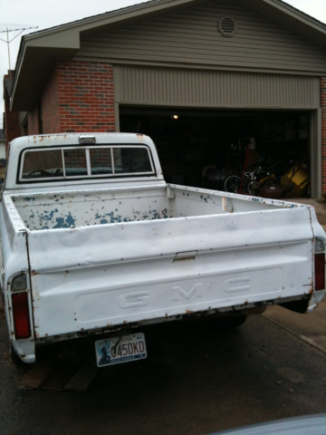 Picture of 1971 GMC Sierra