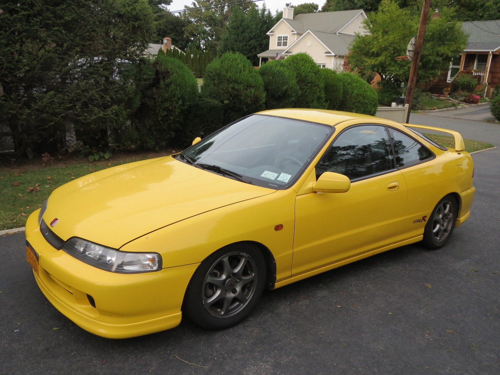 picture of 2000 acura integra type r hatchback exterior. Black Bedroom Furniture Sets. Home Design Ideas