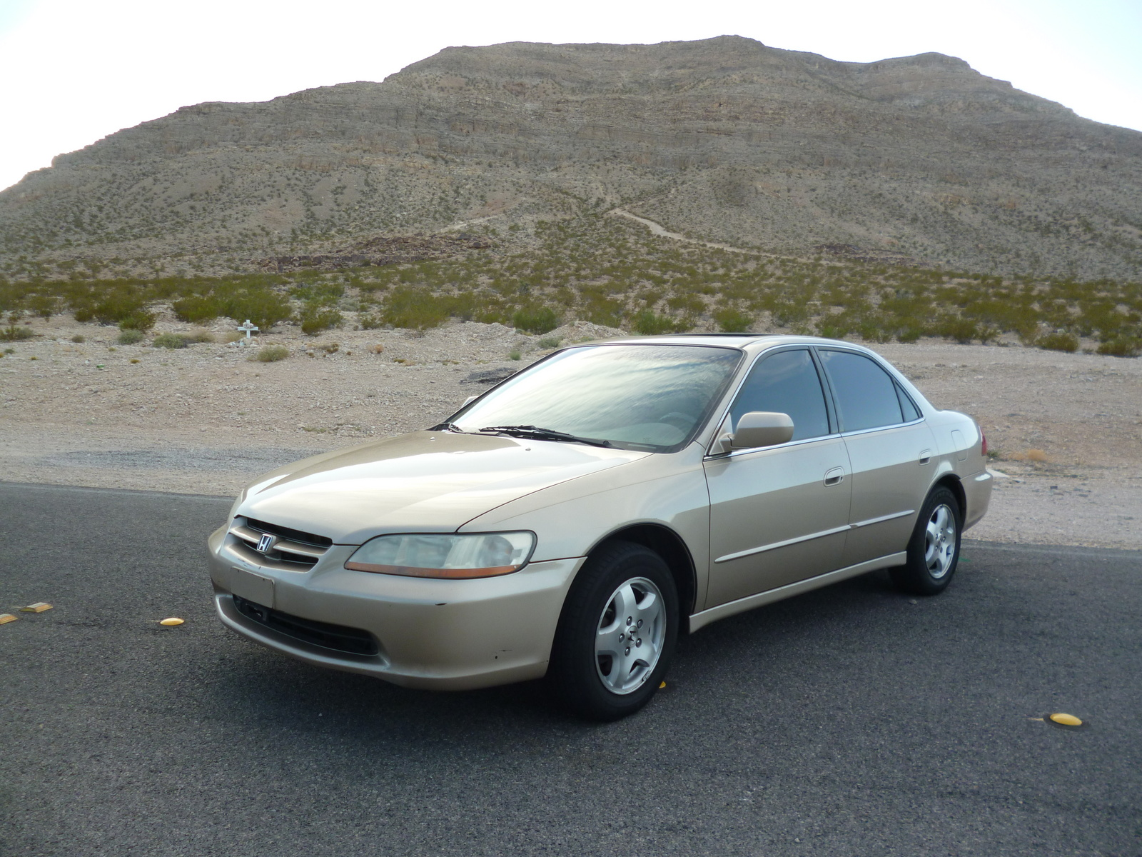 2000 Honda Accord EX V6 Coupe picture