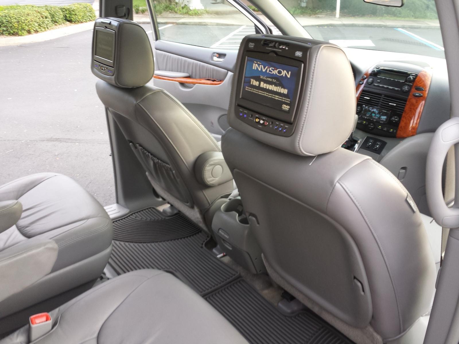2008 Toyota Sienna Interior Pictures Cargurus