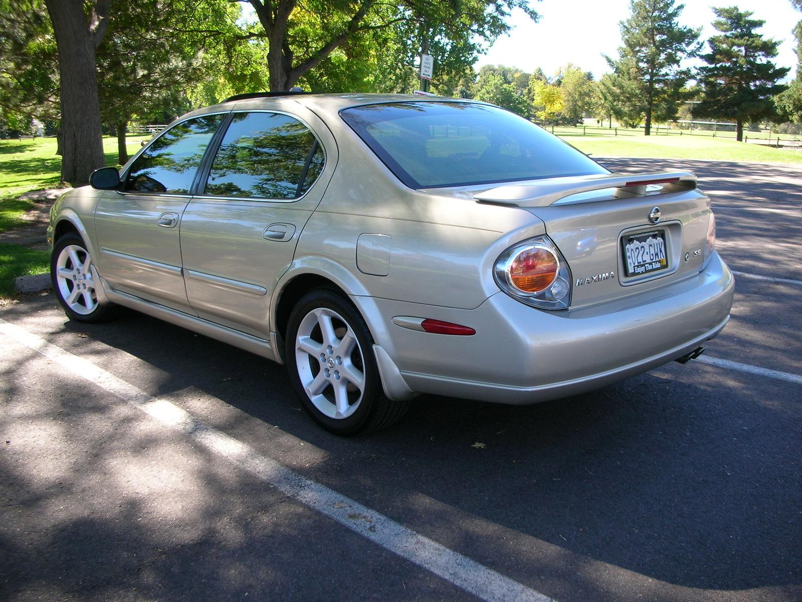 2002 Nissan Maxima Pictures Cargurus