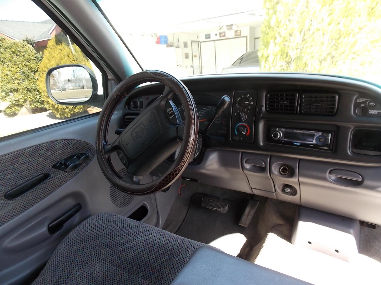Dodge Ram Pickup Dr Slt Wd Extended Cab Sb Pic on 1999 Dodge Spirit