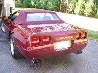 Picture of 1993 Chevrolet Corvette Convertible, exterior