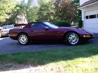 1993 Chevrolet Corvette Convertible picture, exterior