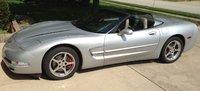 Picture of 2000 Chevrolet Corvette Convertible, exterior