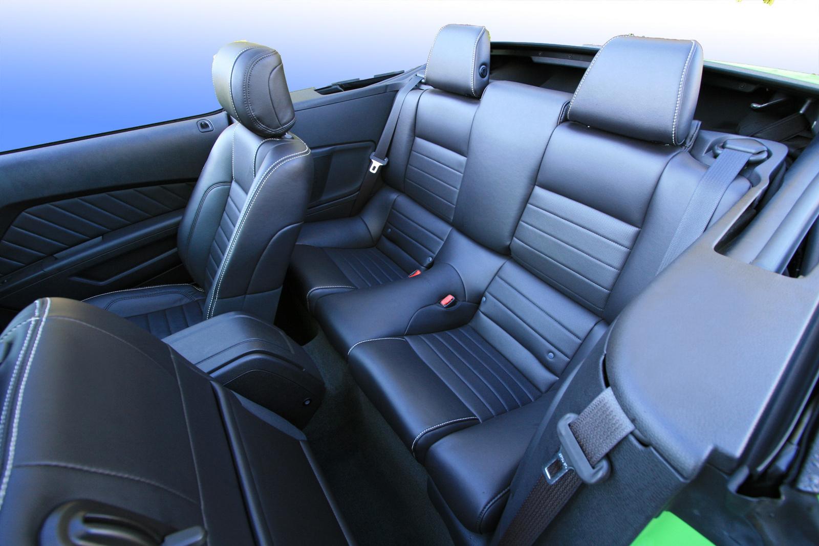 2014 ford musta 2014 ford mustang interior