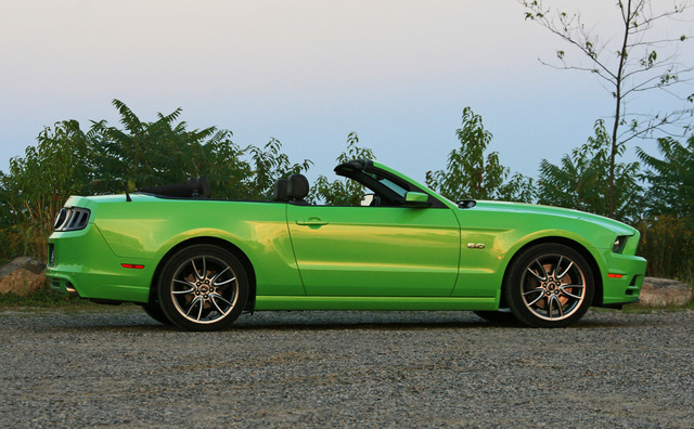 2014 Ford Mustang Overview Cargurus