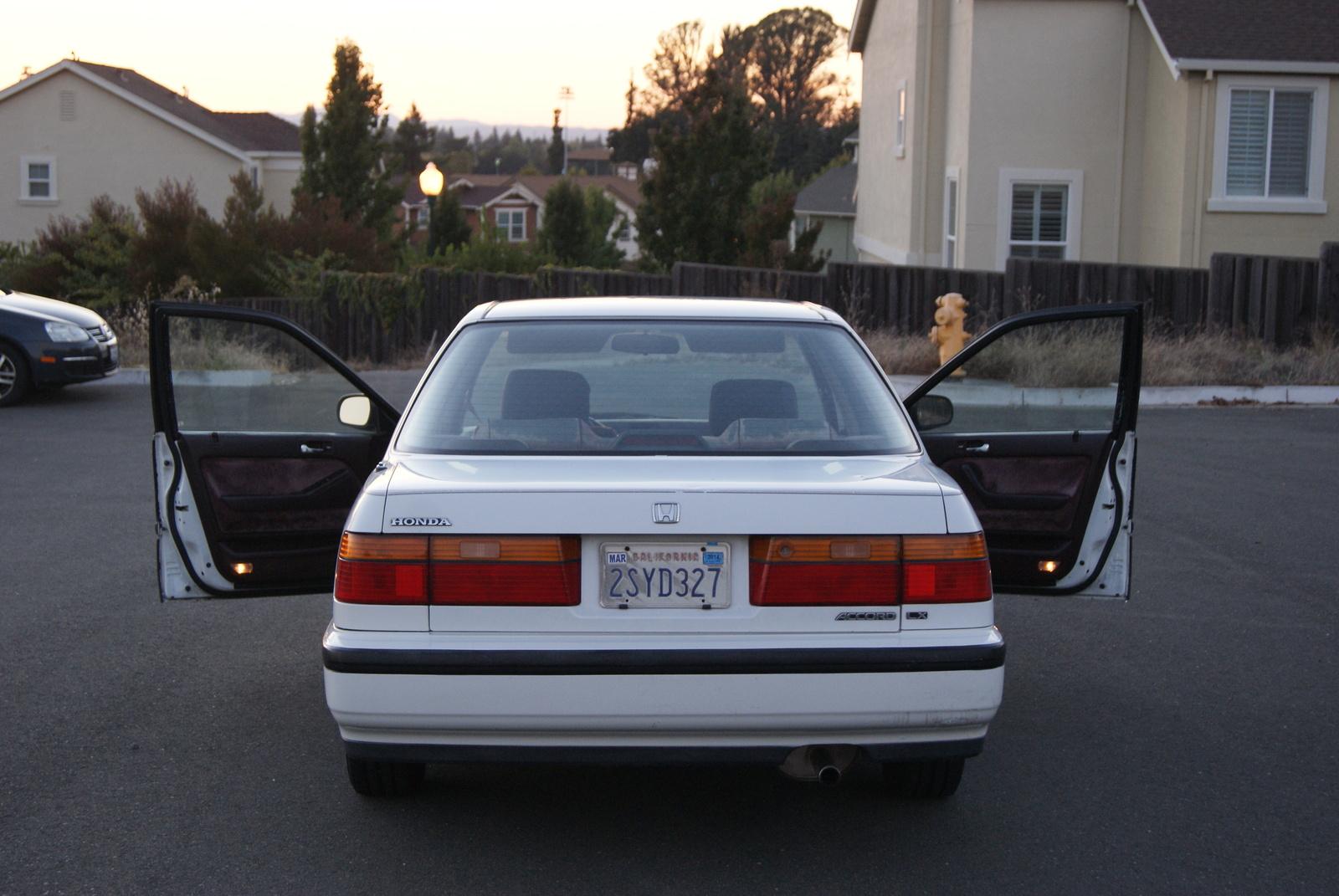 1990 Honda Accord - Pictures - CarGurus