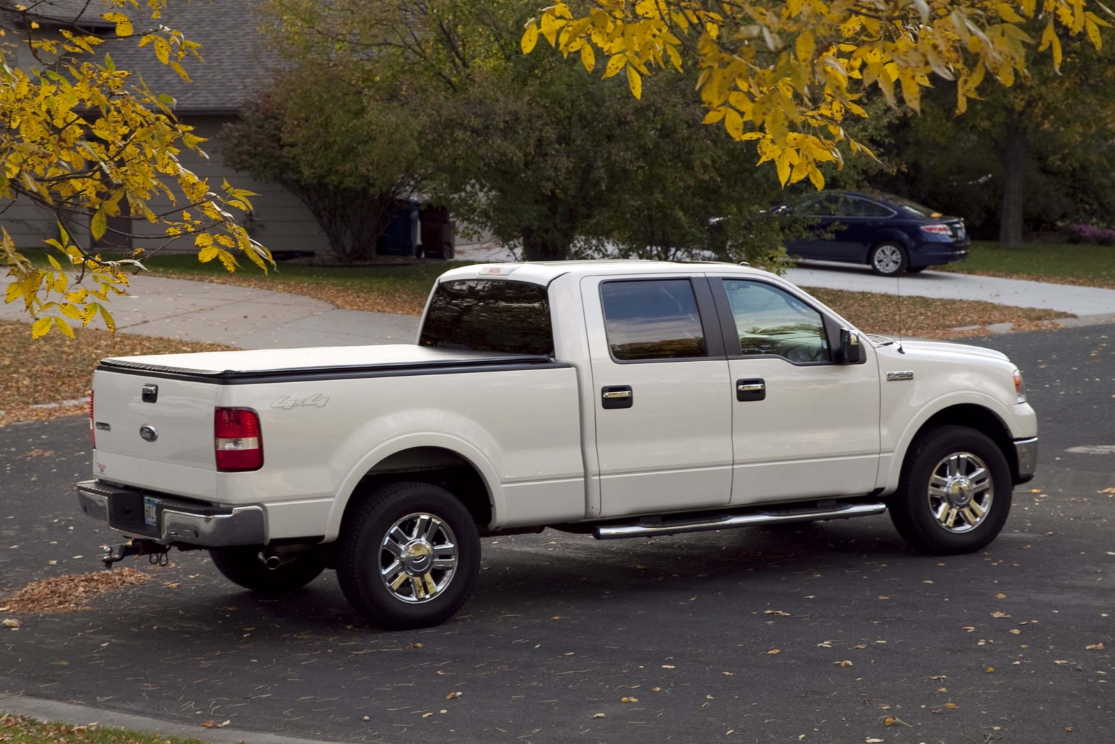 2007 ford f 150 - photo #38