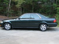 1997 Acura TL Picture Gallery