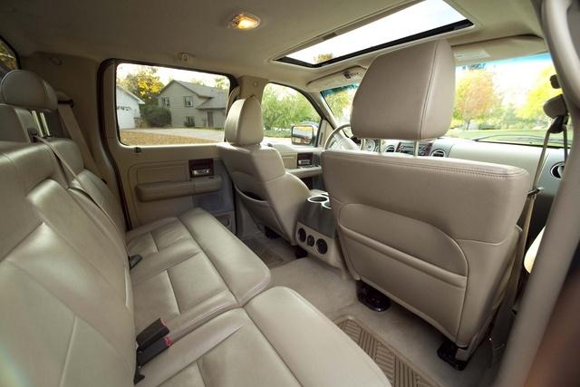 ford 150 2007 interior lariat supercrew bed cargurus 4wd 5ft