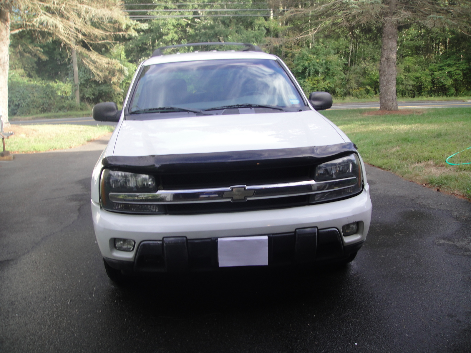 picture of 2002 chevrolet trailblazer ext ext lt 4wd exterior. Cars Review. Best American Auto & Cars Review