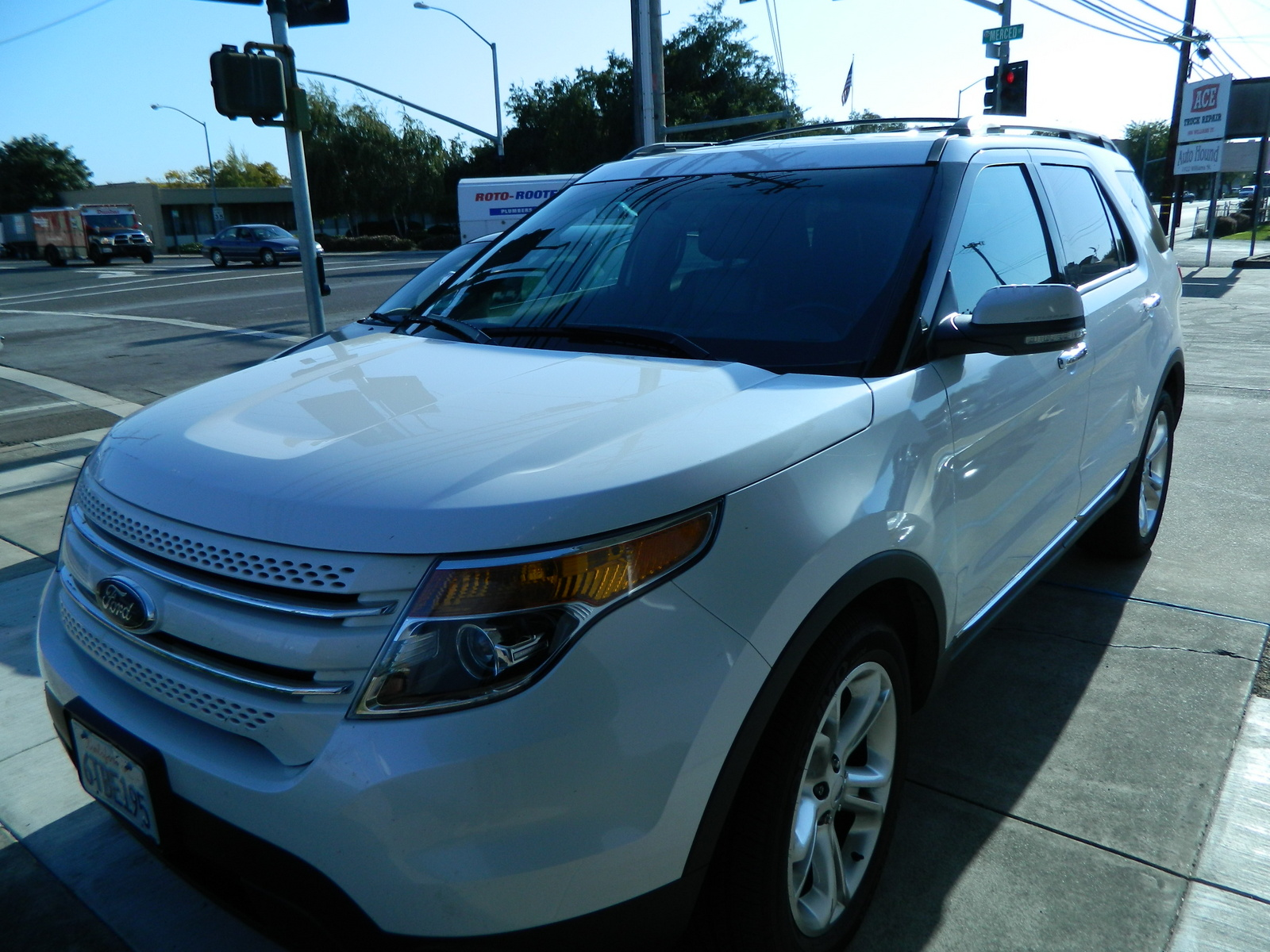 2012 ford explorer for sale in modesto ca cargurus. Black Bedroom Furniture Sets. Home Design Ideas