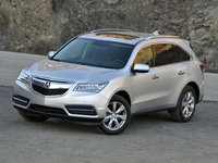 2014 Acura MDX, cost_effectiveness, exterior