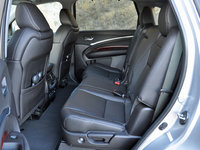 2014 Acura MDX rear seat, interior
