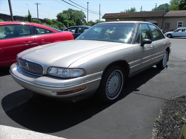 Picture of 1997 Buick LeSabre Limited Sedan FWD, exterior, gallery_worthy