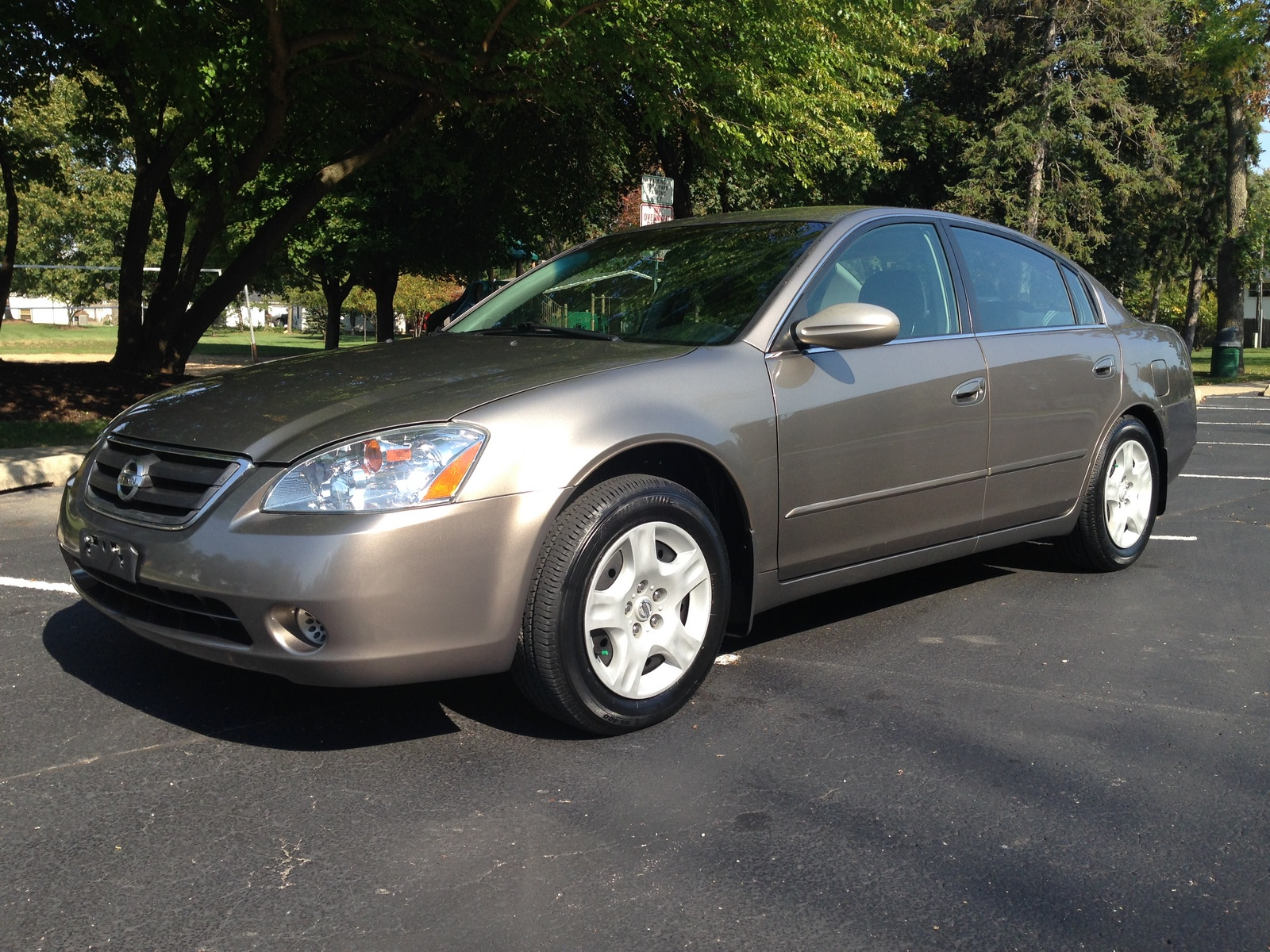 2003 nissan altima 2 5 related infomation specifications weili automotive network. Black Bedroom Furniture Sets. Home Design Ideas
