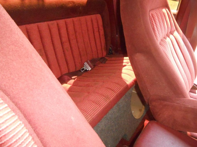 Picture of 1993 GMC Sierra 2500 2 Dr C2500 SLX Extended Cab SB, interior