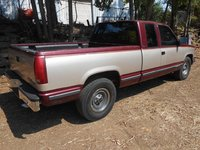 Picture of 1993 GMC Sierra 2500 2 Dr C2500 SLX Extended Cab SB, exterior