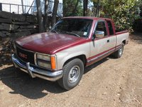 Picture of 1993 GMC Sierra 2500 2 Dr C2500 SLX Extended Cab SB, exterior, gallery_worthy